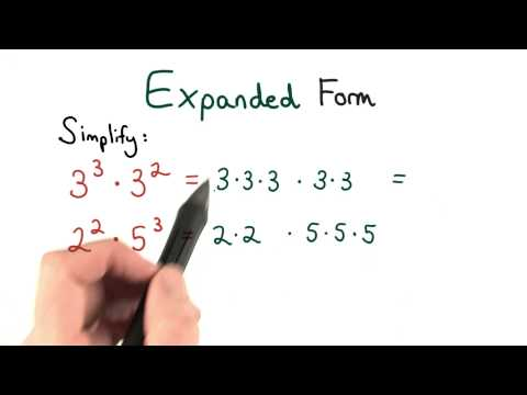Expanded Form - Visualizing Algebra thumbnail