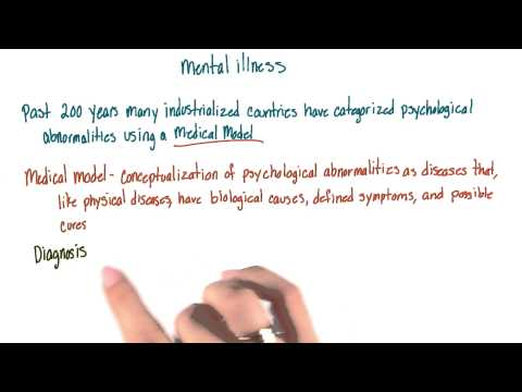 What constitutes a mental illness - Intro to Psychology thumbnail