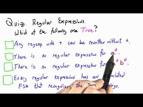 07-10 Regular Expressions thumbnail
