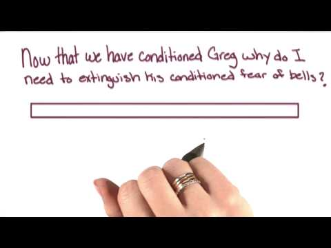 Purpose of extinguishing - Intro to Psychology thumbnail
