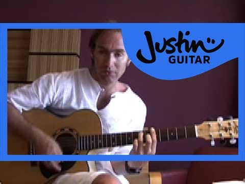 Jazz Up Your Blues #4of5 (Guitar Lesson JA-013) How to play thumbnail