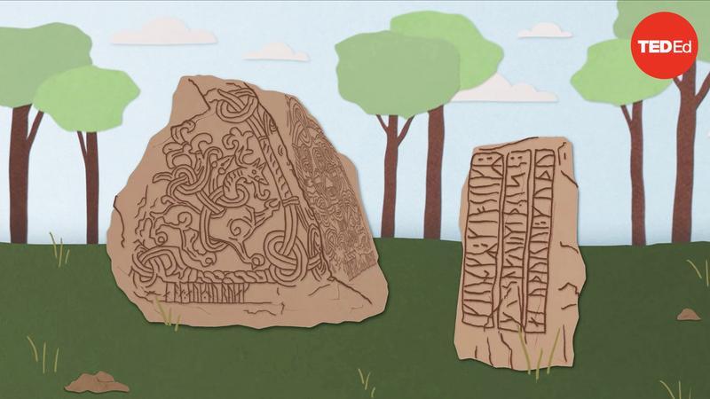 Spells, threats, and dragons: The secret messages of Viking runestones thumbnail
