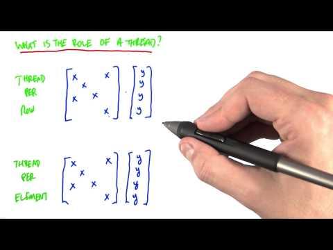 SpMV - Intro to Parallel Programming thumbnail
