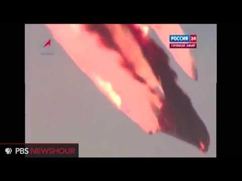 Watch a Russian Proton Rocket Explode in Kazakhstan thumbnail