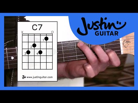 G7, C7, B7 Chords(Guitar Lesson BC-141) Guitar for beginners Stage 4  thumbnail