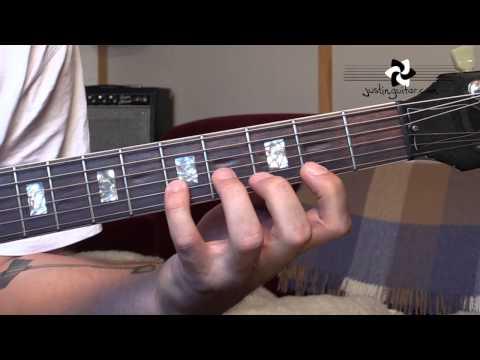 Guitar Technique: Minimum Movement Exercise (Guitar Lesson TE-004) thumbnail