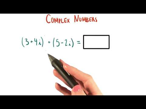 Adding Complex Numbers - College Algebra thumbnail