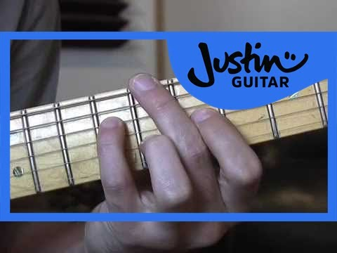 Major Type Jazz Chord Extensions (Jazz Guitar Lesson JA-021) How to play thumbnail