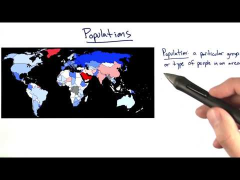 Populations thumbnail