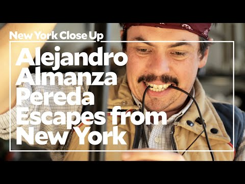 "Alejandro Almanza Pereda Escapes from New York | Art21 ""New York Close Up"" thumbnail"