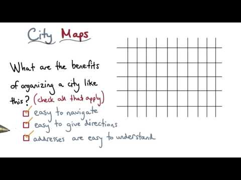 City Maps - Visualizing Algebra thumbnail