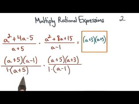 Multiply Rational Expressions 2 - Visualizing Algebra thumbnail