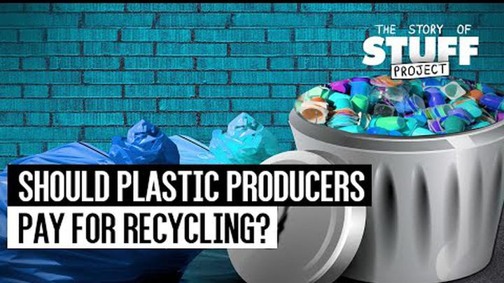 Should Plastic Producers Pay for Recycling?