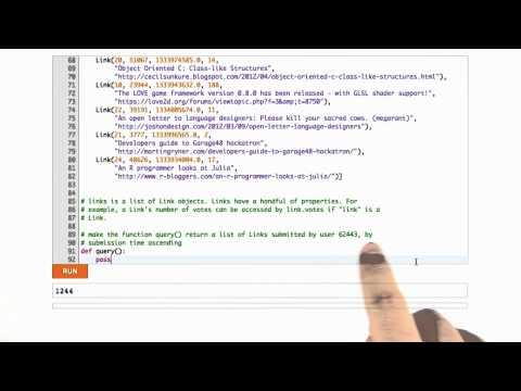 Querying - Web Development thumbnail