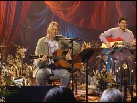 Nirvana - About A Girl (MTV Unplugged) thumbnail