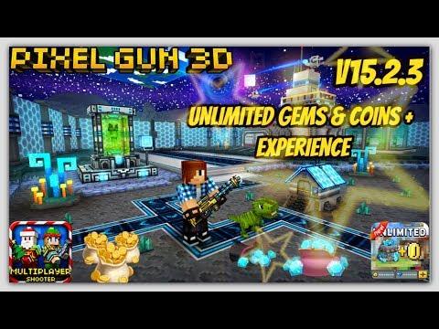pixel gun 3d mod apk 15.2.3