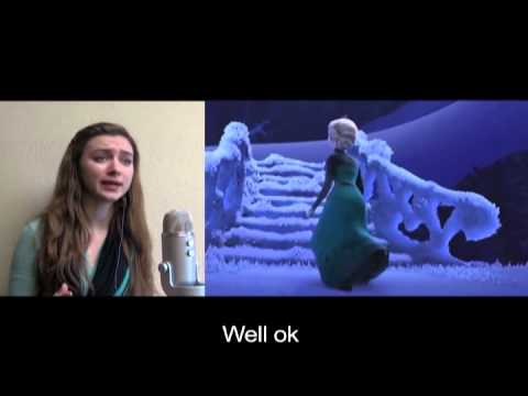 """Let It Go"" from Frozen according to Google Translate (PARODY) thumbnail"