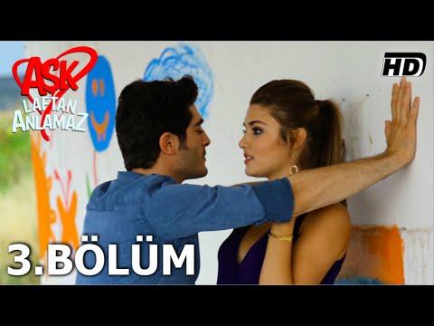 Aşk Laftan Anlamaz 3 Bölüm ᴴᴰ with subtitles | Amara
