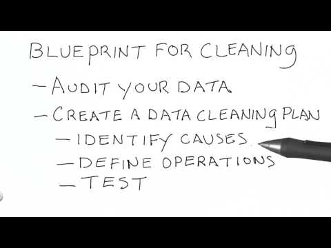 A Blueprint for Cleaning - Data Wranging with MongoDB thumbnail