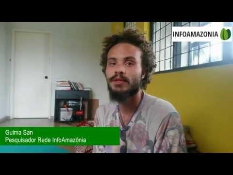 Pesquisador Guima San explica o projeto Rede InfoAmazonia thumbnail