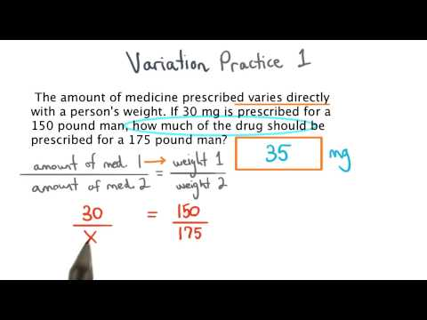 Variation Practice 1 - Visualizing Algebra thumbnail