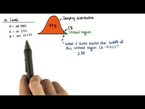 Critical Values 0001 - Intro to Inferential Statistics thumbnail