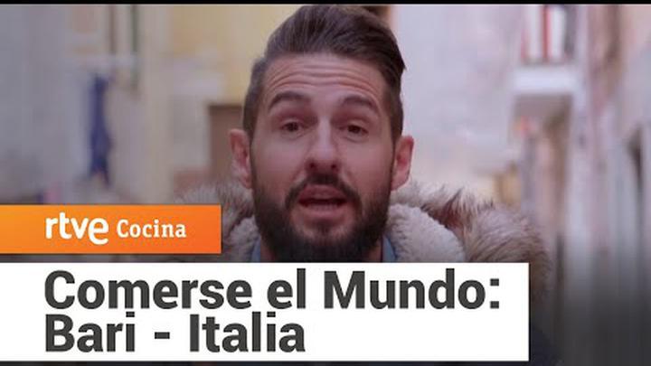 Comerse el Mundo: Bari | RTVE Cocina