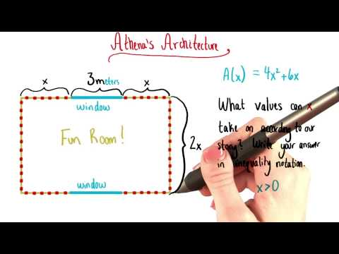 Constraints - College Algebra thumbnail