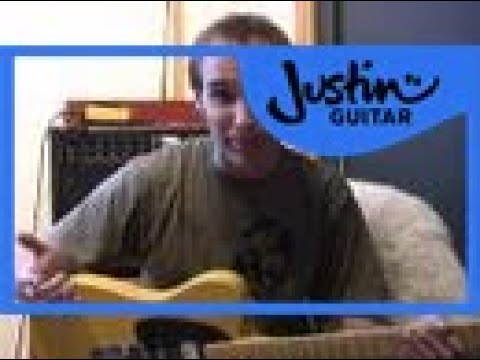Blues Lead Guitar: Basics #1of20 (Guitar Lesson BL-011) thumbnail