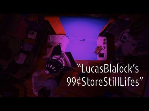 "Lucas Blalock's 99¢ Store Still Lifes | ""New York Close Up"" 