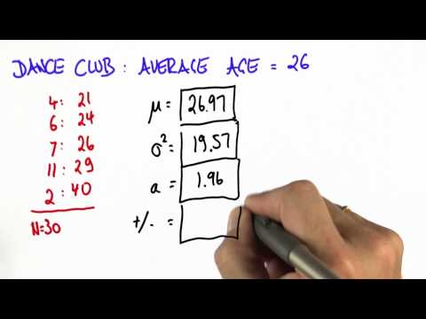 Club Age 4 - Intro to Statistics thumbnail