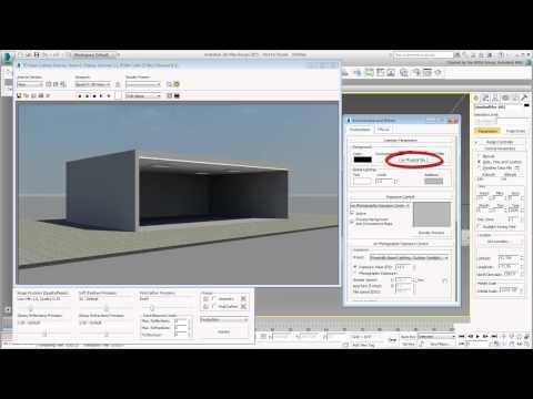 Revit Interoperability - Part 09 - Light Setup for a Day Scene thumbnail