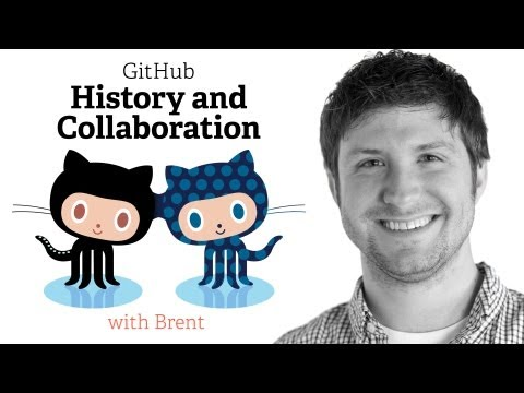 Webcast • History and Collaboration with Git and GitHub   thumbnail