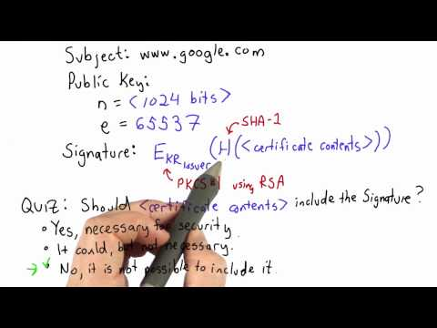 Certificates And Signatures Solution - Applied Cryptography thumbnail