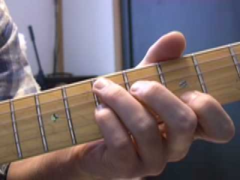 Basic Funk Chords (Guitar Lesson RH-021) How to play thumbnail