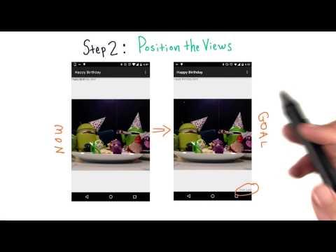3  - Positioning thumbnail
