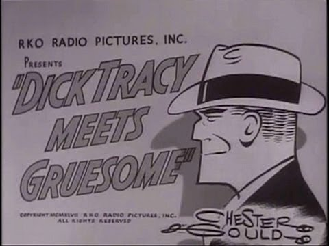 Dick Tracy Meets Gruesome - 1947- Full movie thumbnail