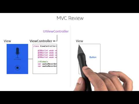 The Second Scene ViewController - Intro to iOS App Development with Swift thumbnail