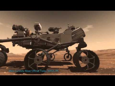 Science Today: Plants on the Red Planet | California Academy of Sciences thumbnail