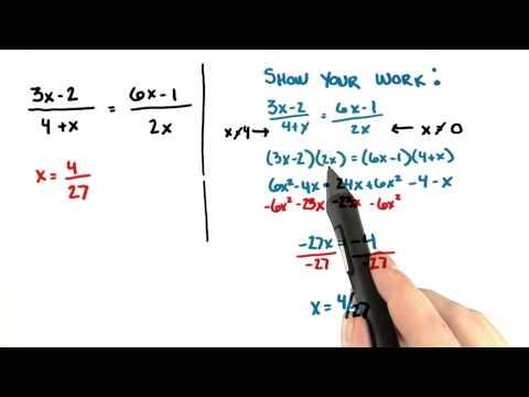 Solve - College Algebra thumbnail