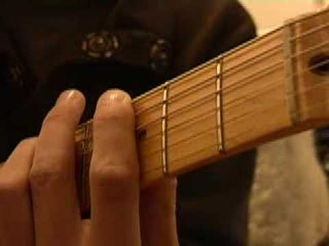 Power Chords #1of2 (Guitar Lesson CH-004) How to play thumbnail