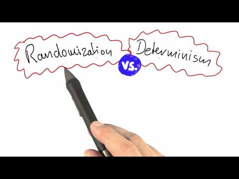 18-34 Randomization Vs Determinism thumbnail