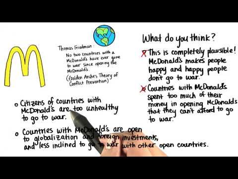 McDonalds = World Peace - Intro to Descriptive Statistics thumbnail