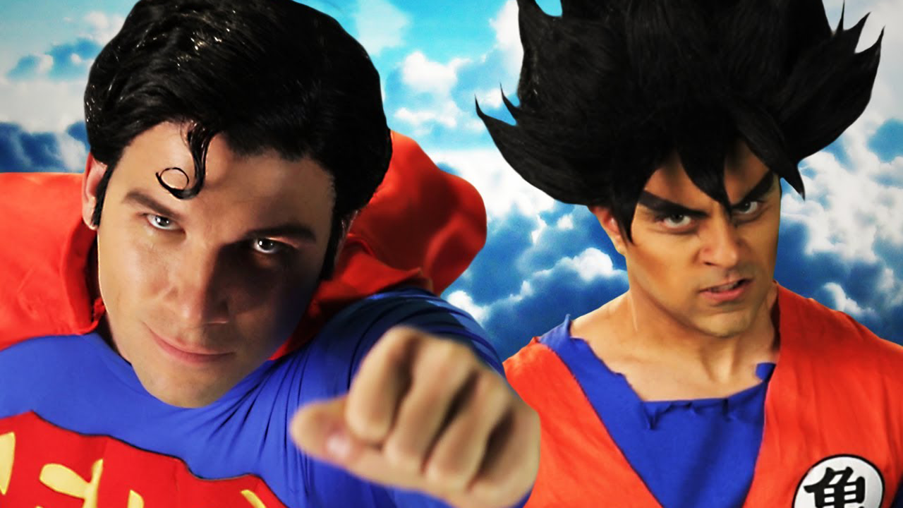 ERB - Goku vs Superman thumbnail